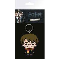 Harry Potter Chibi Keyring - Harry Potter Gifts