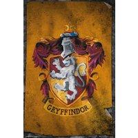 Harry Potter Gryffindor Flag Maxi Poster