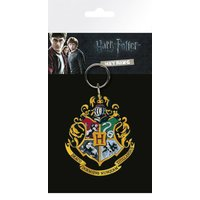 Harry Potter Hogwarts Crest Keyring