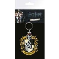 Harry Potter Hufflepuff Keyring - Harry Potter Gifts
