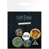 Harry Potter Mix Badge Pack - Harry Potter Gifts