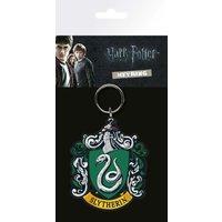 Harry Potter Slytherin Keyring - Harry Potter Gifts