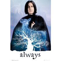 Harry Potter Snape Always Maxi Poster - Harry Potter Gifts