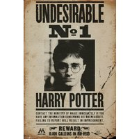 Harry Potter Undesirable No 1 Maxi Poster - Harry Potter Gifts