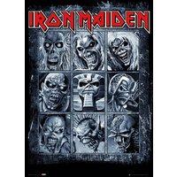 Iron Maiden Eddies Maxi Poster - Iron Maiden Gifts