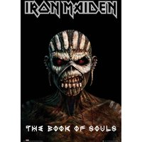 Iron Maiden The Book Of Souls Maxi Poster - Iron Maiden Gifts