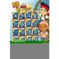 Jake and the Neverland Pirates Count Maxi Poster