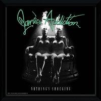 Janes Addiction Nothing Shocking Framed Album Print - Art Gifts