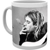 Kurt Cobain Smoking Mug - Smoking Gifts