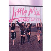 Little Mix Glory Days Maxi Poster - Little Mix Gifts