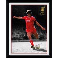 Liverpool Hansen Framed Print
