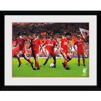 Liverpool Legends Framed Print