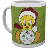 Looney Tunes Tweety Christmas Mug Mug