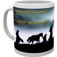 Lord Of The Rings Fellowship Mug - Lord Of The Rings Gifts