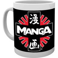 Manga Logo Mug - Manga Gifts
