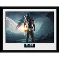 Mass Effect Andromeda Landscape Collector Print