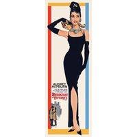Audrey Hepburn Breakfast at Tiffany's Midi Poster