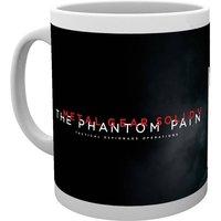 Metal Gear Solid V Cover Mug