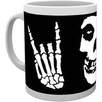 Misfits Horns Mug - Misfits Gifts