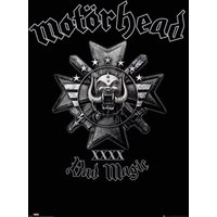 Motorhead Bad Magic Maxi Poster - Motorhead Gifts