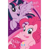 My Little Pony Twilight Sparkle And Pinkie Pie Maxi Poster - My Little Pony Gifts