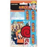 Naruto Logo Lanyard - Naruto Gifts