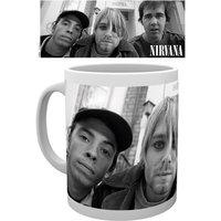 Nirvana Band Mug - Nirvana Gifts
