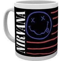 Nirvana Flag Mug