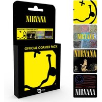 Nirvana Mix Coaster Pack - Nirvana Gifts