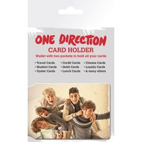 one Direction Bundle Travel Pass Card Holder - Boy Bands Gifts