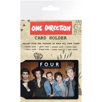 one Direction Four Travel Pass Card Holder - Boy Bands Gifts
