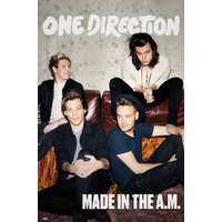 one Direction Made In The A.M Maxi Poster - Boy Bands Gifts