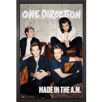 One Direction Made in the AM Framed Maxi Poster - Boy Bands Gifts