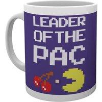 Pacman Leader Of The Pac Mug