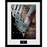 Vikings Keyart Collector Print - Vikings Gifts