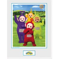 Teletubbies Group Framed Collector Print