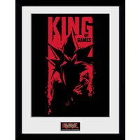Yu Gi Oh! DSOD King of Games Collector Print - Games Gifts
