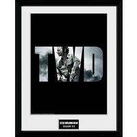 The Walking Dead Season 6 Collector Print