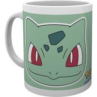 Pokemon Bulbasaur Face Mug - Pokemon Gifts
