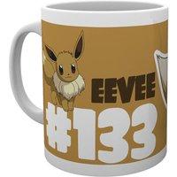 Pokemon Eevee 133 Mug - Pokemon Gifts