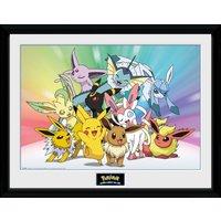 Pokemon Eevee Collector Print - Pokemon Gifts