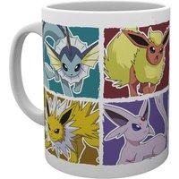 Pokemon Eevee Evolution Mug - Pokemon Gifts