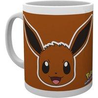 Pokemon Eevee Face Mug - Eevee Gifts