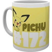 Pokemon Pichu Mug - Pokemon Gifts