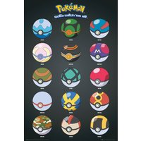 Pokemon Pokeballs - Pokemon Gifts