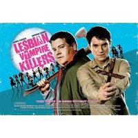 Lesbian Vampire Killers one Sheet Maxi Poster - Vampire Gifts