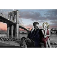 Brooklyn Nights Chris Consani Maxi Poster - Art Gifts