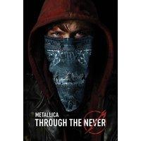 Metallica Through The Never Maxi Poster - Metallica Gifts