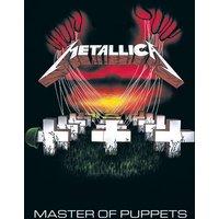 Metallica Master Of Pupets Maxi Poster - Metallica Gifts