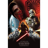 Star Wars Episode 7 First Order Maxi Poster - Star Wars Gifts